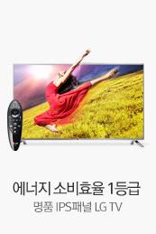 에너지소비효율 1등급 명품 IPS패널 LG TV
